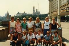 Teamfoto-dames-1987-Moskou