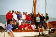 Teamfoto-dames-1990-Sneek-zomer-1990