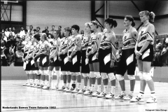 Teamfoto-dames-1991a