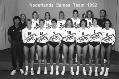 Teamfoto-dames-1992-2