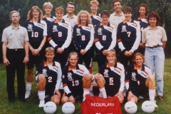 Teamfoto-dames-1992