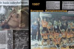 Co-za24-Europees-Kampioenschap-1997-Heren-Volleybal-Team