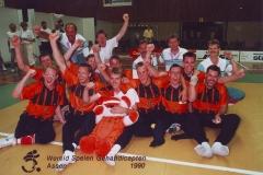 Teamfoto-heren-1990-zitvolleybal
