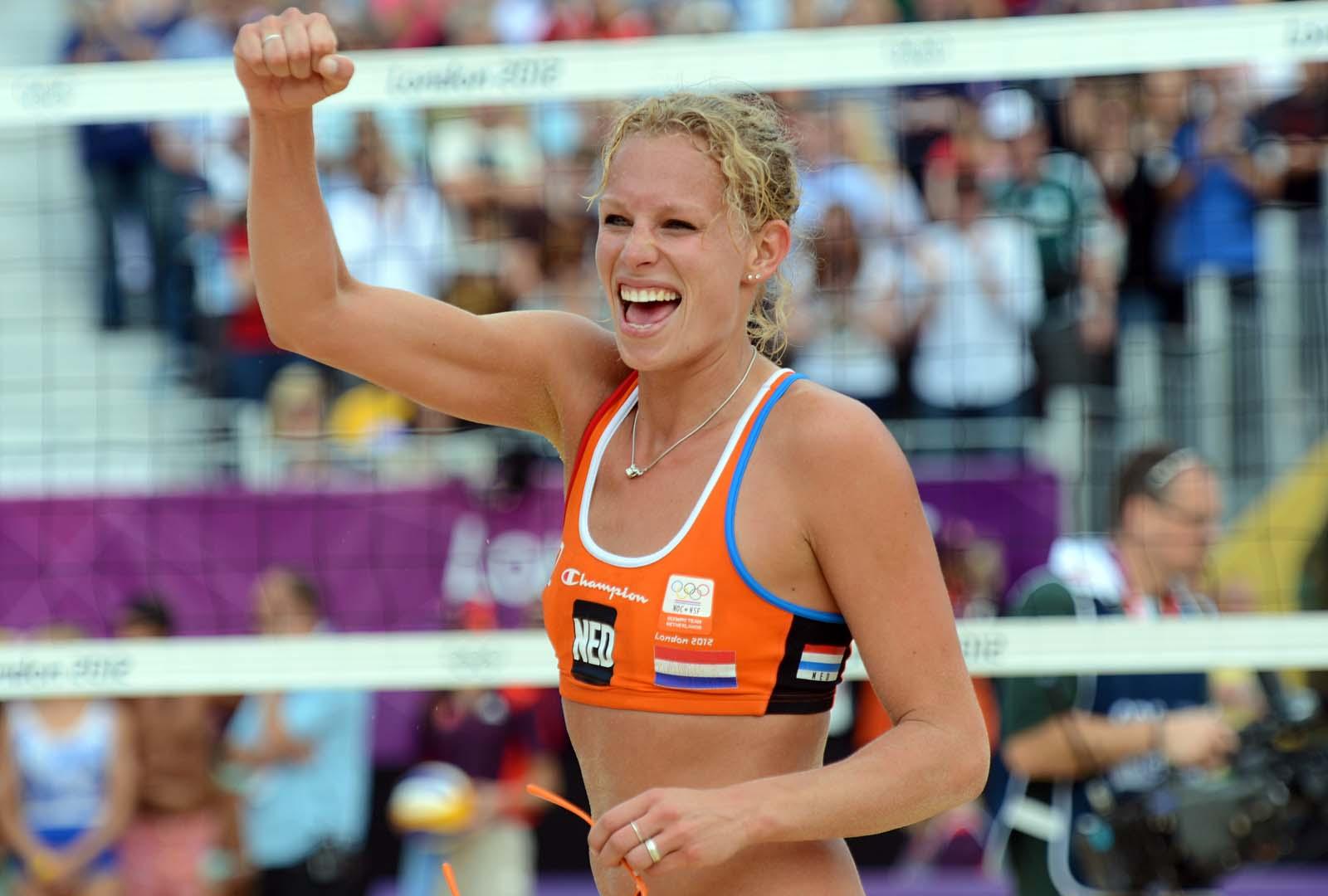 Sanne Keizer from Netherlands