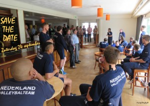 Meet&Greet Volaren-Lange Mannen Papendal 21-05-2016