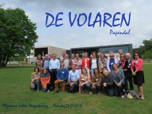 Groepsfoto De Volaren Papendal