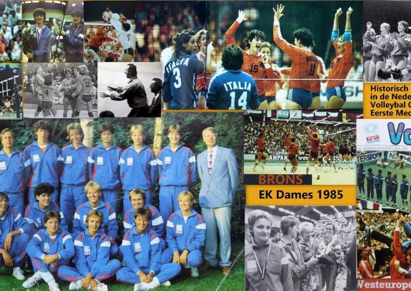 Ek 1985 Historisch Brons