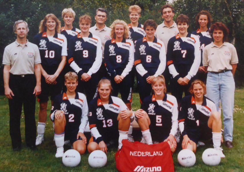 teamfoto-dames-1992