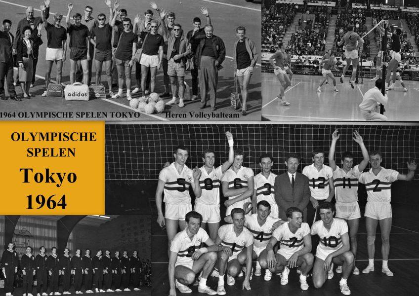 Teamfoto Heren 1964