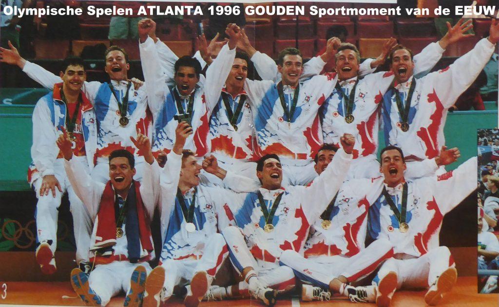 Olympisch goud heren 1996