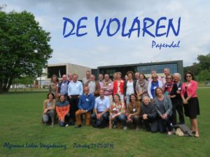 Groepsfoto Papendal