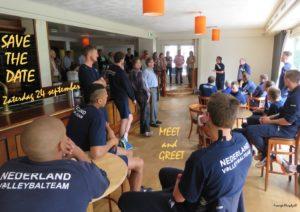 Meet and Greet 24 september Ned Heren Team
