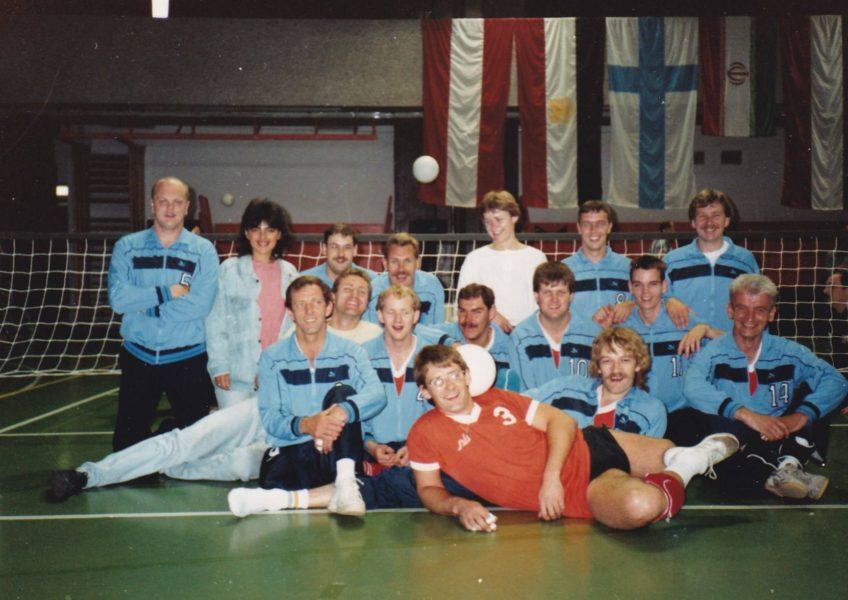 1986 EK zitvolleybal Sarajewo