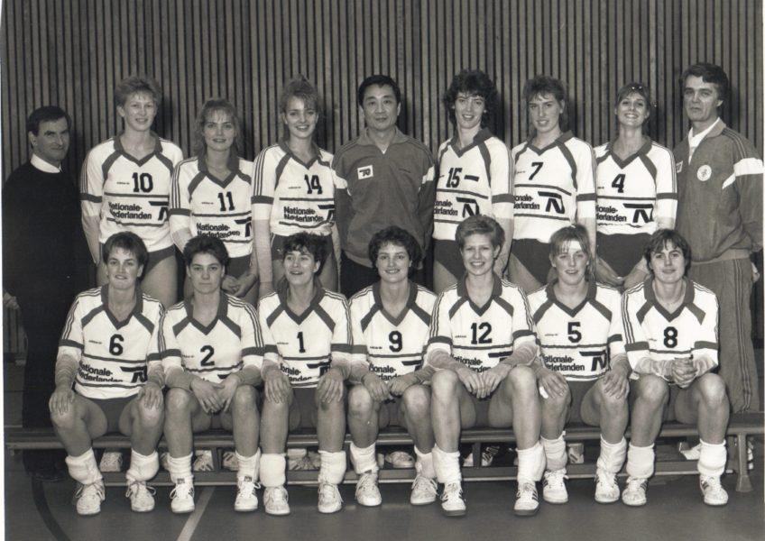 Ned.team 1989 gemaakt in Soest