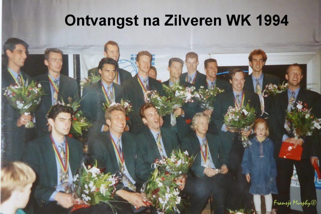 Peter Blange WK 1994 Zilver
