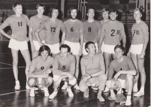 Nederlands heren volleybalteam 1970