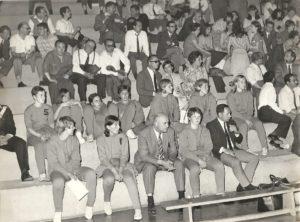 Nederlands Dames Team 1967 1968 Florence.