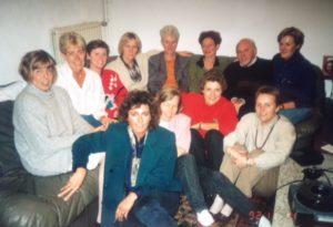 Reunie 25 jaar Oranje