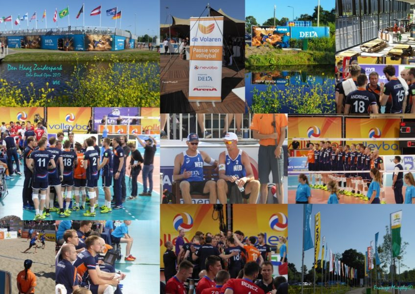 WVL Mannen Dela Beach Open Zuiderpark Den Haag Zaterdag 17 juni