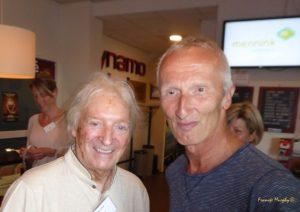 Ari t Hart met Johan Reekers