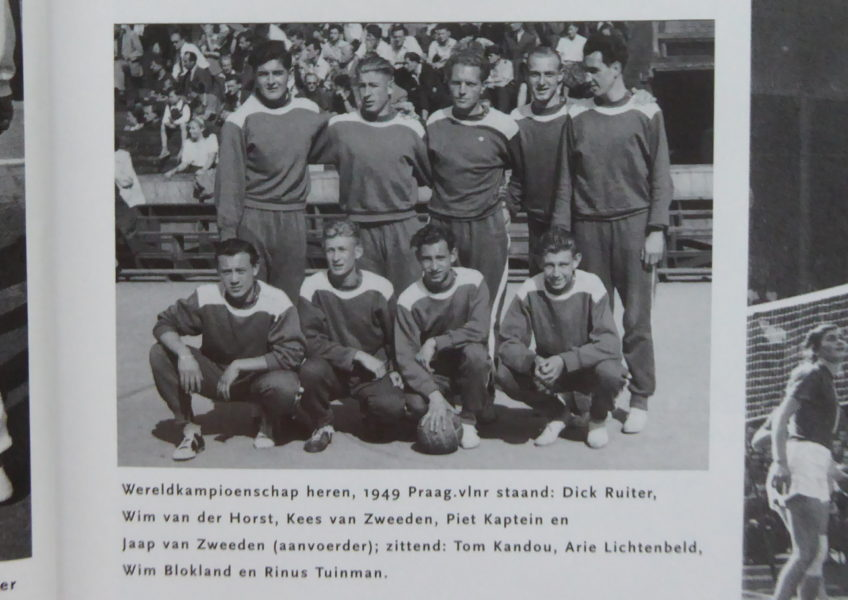 1949 WK Ned Herenteam