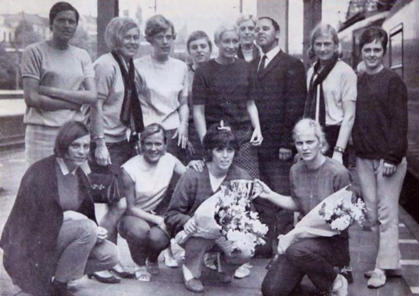 Co H Nederlands Damesteam 1968