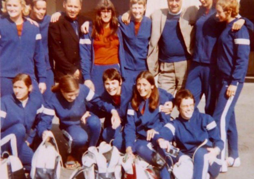 Co J Wereld Kampioenschap 1970.