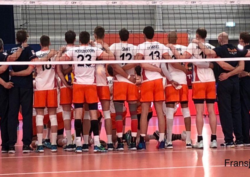 Indoor team Heren 2018