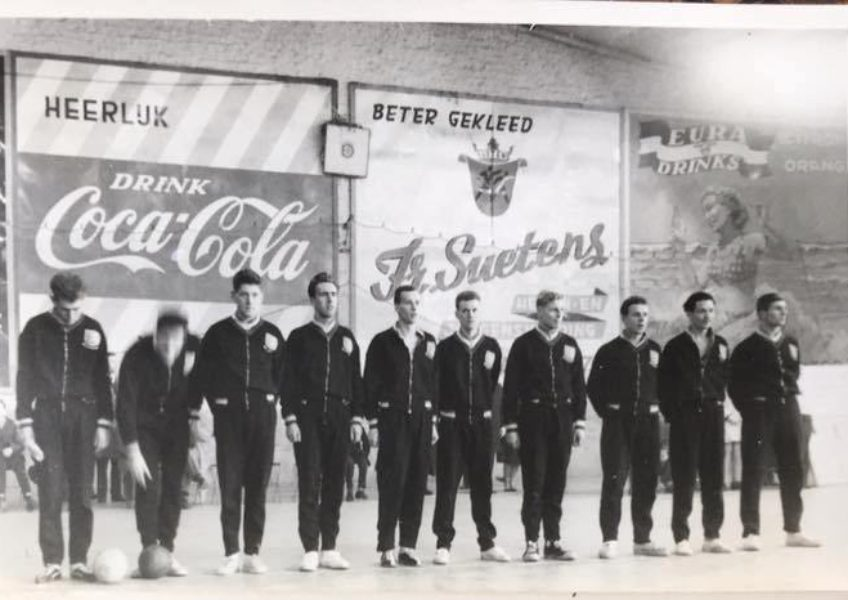 Zaalvolleybal 1952
