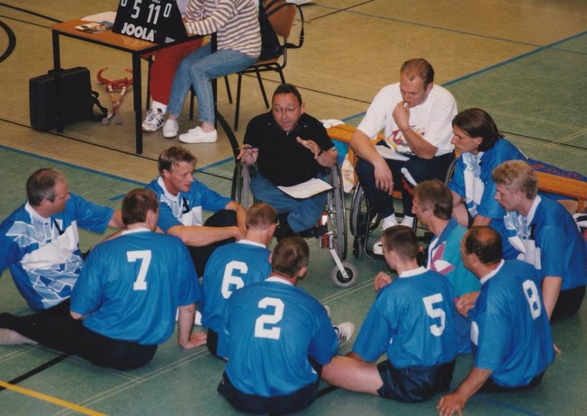 Zitvolleybal EK 1997
