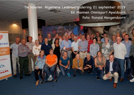 ALV Volaren op 21 september