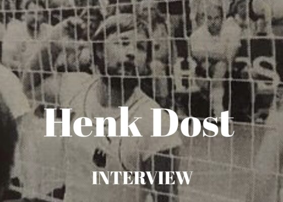 Interview  (ex)-Internationaal  speler en Volaar Henk Dost