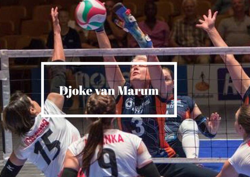 Djoke van Marum uitgelicht